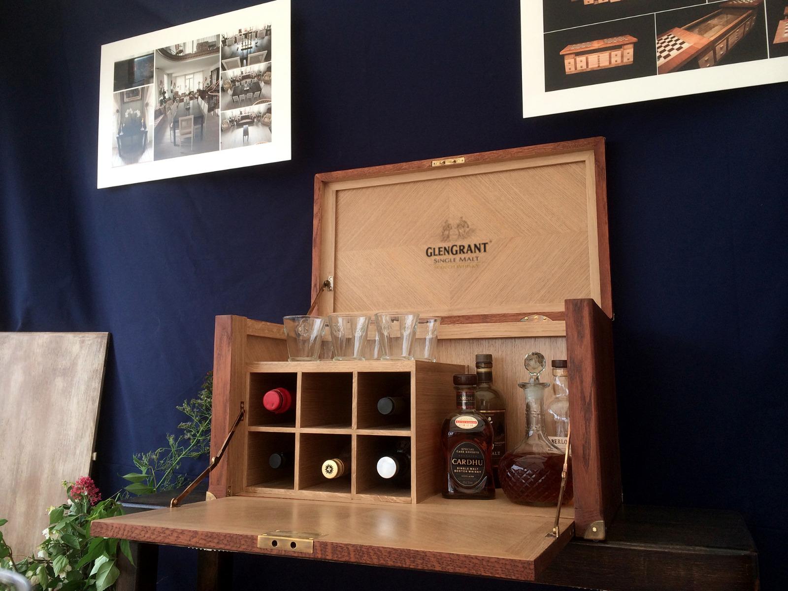 artisanart cave whisky r alis e par l 39 atelier bdm. Black Bedroom Furniture Sets. Home Design Ideas