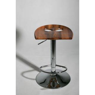 "Tabouret réglable ""Tall Walnut"" Urban"