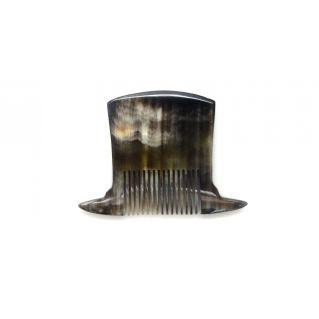 Peigne Chapeau Haut de Forme