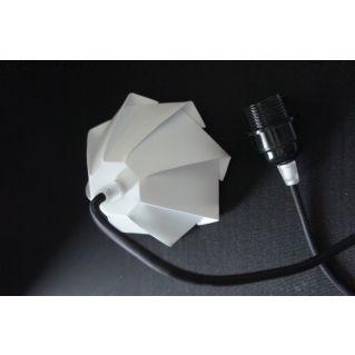 Kit électrique Origami en polypropylène plié