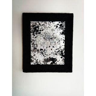 Tableau textile « Ornements »