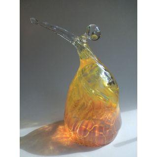 """Sculpture de verre """"Elfik"""""""