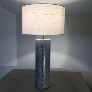 Lampe «Citadine céramique» - PM - cylindre