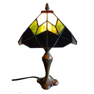 "Lampe ""Green Diamond"""