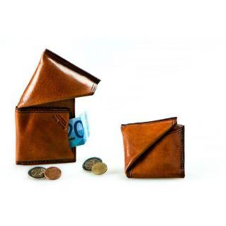 "Porte-Monnaie ""Origami de cuir"""
