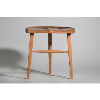 "Tabouret ""Small Walnut"" Urban"