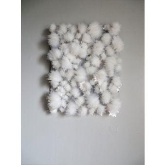Tableau textile « Siku »