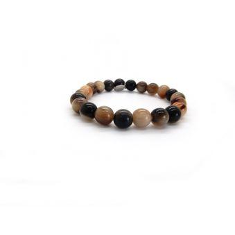 Bracelet de perles moyennes