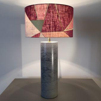 Lampe «Citadine» - cylindre