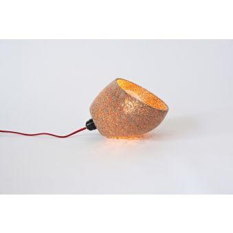 Luminaire en dentelle de carton - Mayu