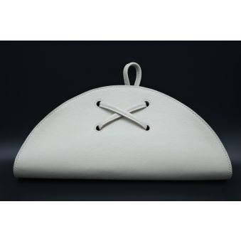 Pochette « Mademoiselle Saudade » - porcelaine