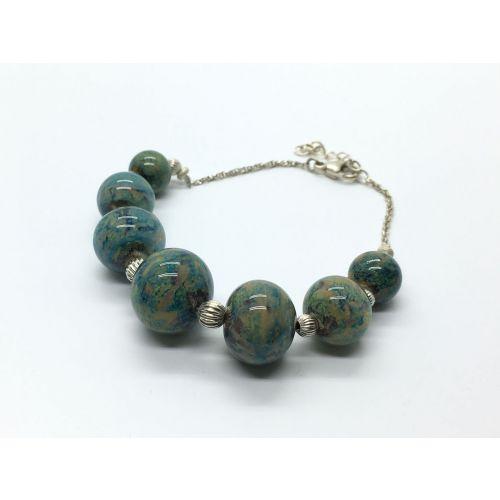 """Bracelet """"Perle de corail"""""""