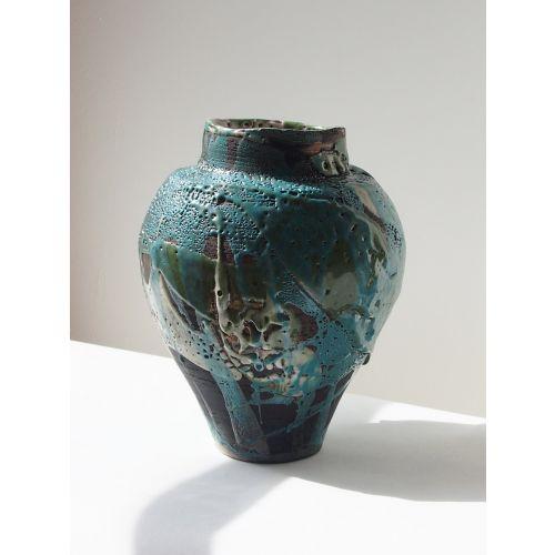 Vase vert