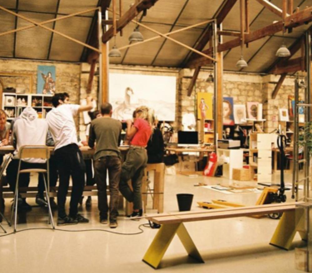 creation; art; atelier; lavoir; paris; artisanat
