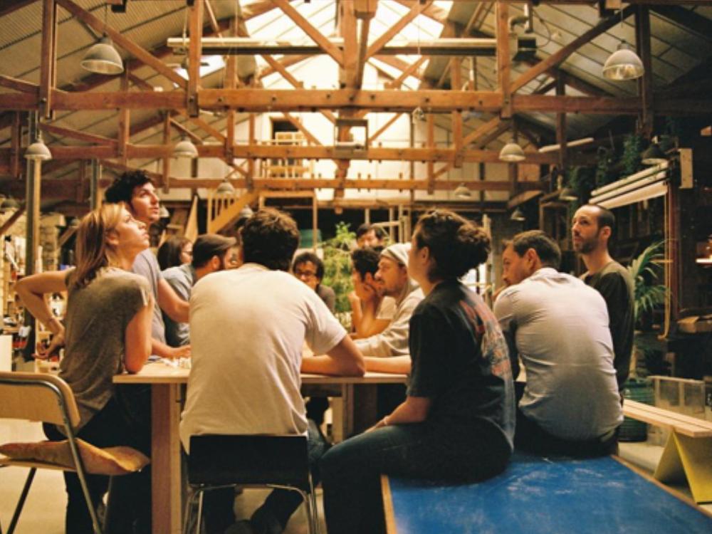 Le Lavoir, atelier d'artistes
