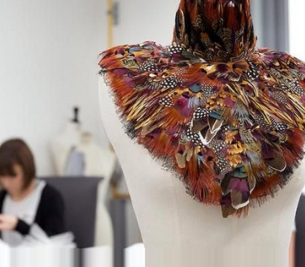 Tzuri ; gueta ; designer ; textile ; dentelle ; silicone ; mode ; luxe ; artisanat ; metiers ; art