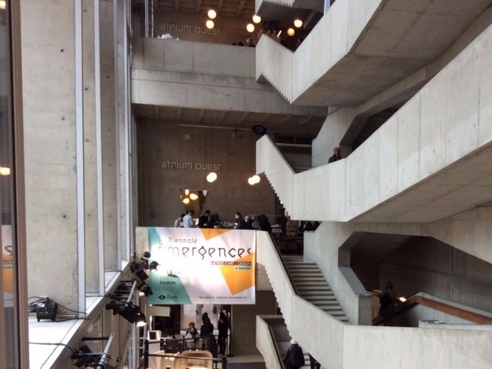 La Biennale Emergences de Pantin, l'événement emblématique de l'Est Parisien
