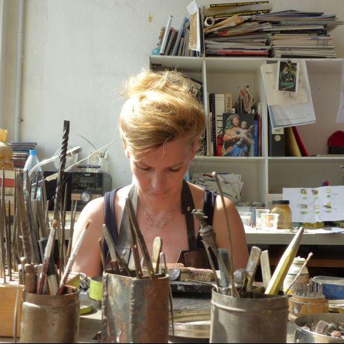 Eva Soerensen atelier