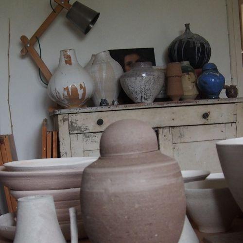 atelier du curieux olivier fisbach ceramiste