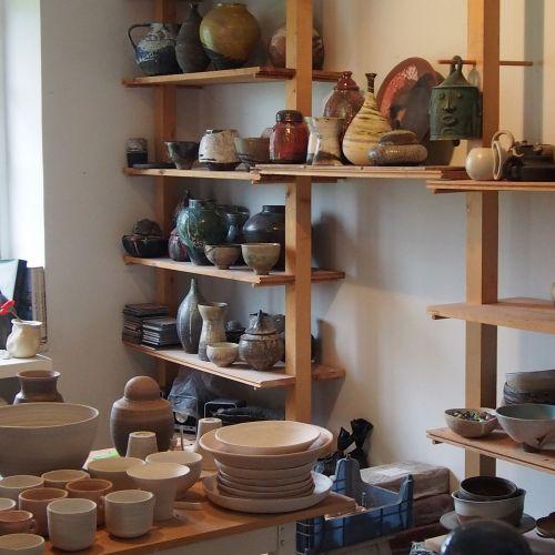 exposition piece olivier fisbach ceramiste