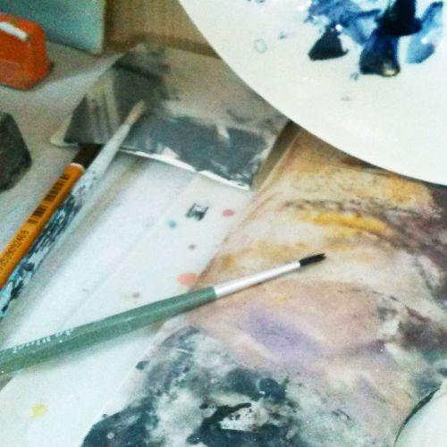 palette peinture decor ceramiste designer elsa dinerstein
