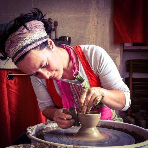 tournage estelle rehault boisnard ceramiste art