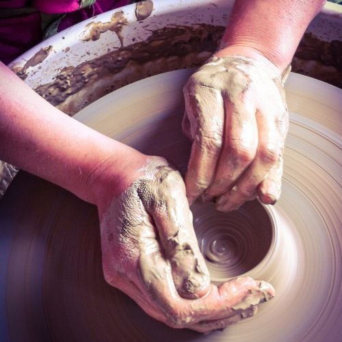 tournage estelle rehault boisnard ceramiste