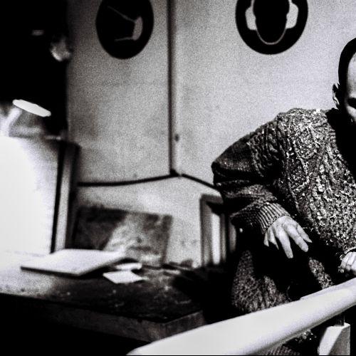 Maxime Perrolle, tourneur sur bois