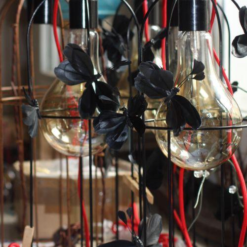 Atelier de Benoît Vieubled, créateur de luminaires