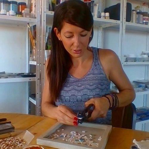 Atelier d'Aurélie Martignac, Ô Mosaïc