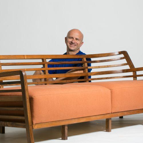Christophe Claeys, ébéniste pour Figures de bois