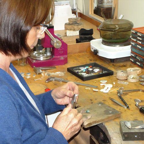 Atelier de Véronique Foucher, joaillière