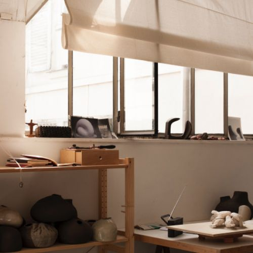 Atelier de Sophie Roland, artiste céramiste